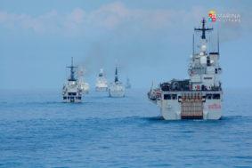 Esercitazione Mare Aperto 2019 (Foto Marina Militare)