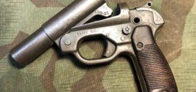 Leuchtpistole M42, le armi della seconda guerra mondiale