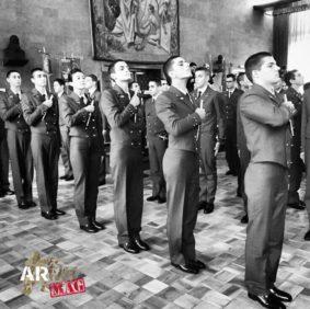 I cadetti giurano
