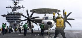 Lancio aereo Us Navy