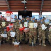 doni ai soldati in libano