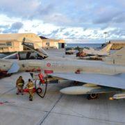 Eurofighter a terra