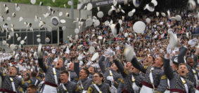 West Point, cerimonia dei diplomi