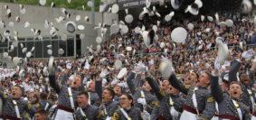 West Point, cerimonia dei diplomi