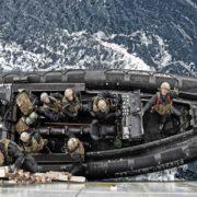 Addestramento anti pirateria per i fucilieri del San Marco (foto Marina Militare)