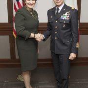 Visita Usa per il Capo di Stato Maggiore dell