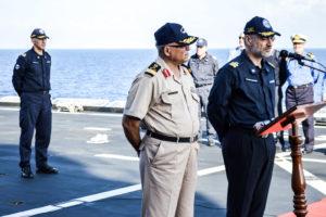 La Marina Militare addestra la Guardia costiera libica (foto Marina Militare)