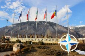 Villaggio Italia sede del MNBG-W (foto Esercito Italiano)
