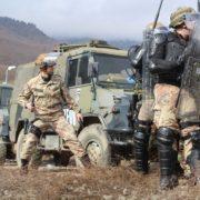 Esercitazione Kfor (foto Stato Maggiore Difesa)