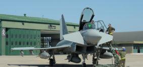 Eurofighter operazione Northern Ice (foto Stato Maggiore Difesa)