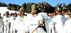Conclusi i Ca.STA (foto Esercito Italiano)