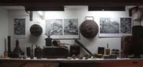 Museo Winterline Venafro