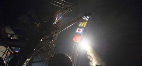 Tomahawk lanciato da nave Usa (Foto Us Navy)