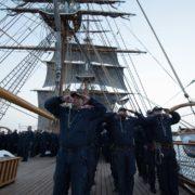 Nave Vespucci (foto Marina Militare)