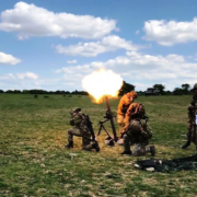 mortai (foto Esercito Italiano)