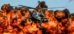 AH-64D Apache (ph. Us Air National Guard/sgr Jorge Intriago)