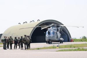 Esercitazione Aproc2017 (foto Aeronautica Militare)