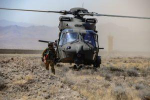 Aviazione dell'Esercito (foto Esercito Italiano)
