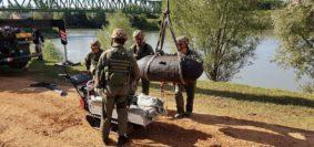 Bonifica Legnago artificieri Folgore eod (foto Esercito Italiano)