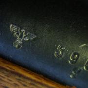 ARMI SECONDA GUERRA MONDIALE FUCILE MAUSER K98 TEDESCO WW2
