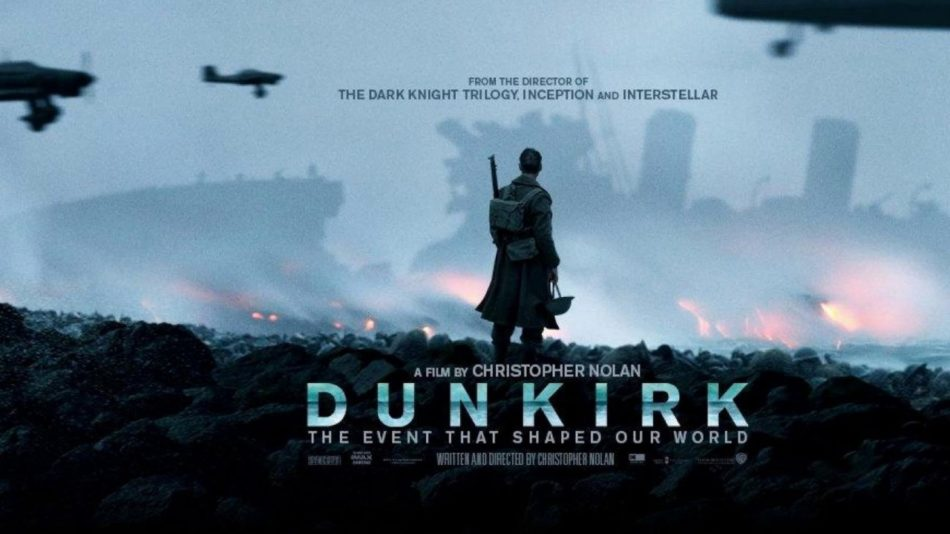locandina film Dunkirk