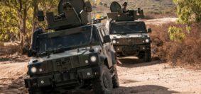 Campo d'Arma della Brigata ''Sassari'' (Foto Esercito Italiano)