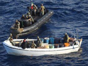 Nave Virginio Fasan anti pirateria Somalia (foto Marina Militare)