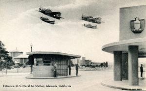 base navale Alameda