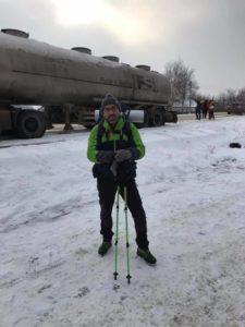 Stefano Lupi all'avvio della sua avventura in Russia
