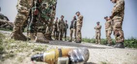 Caschi blu italiani in Libano missione Unifil (foto Stato Maggiore Difesa)