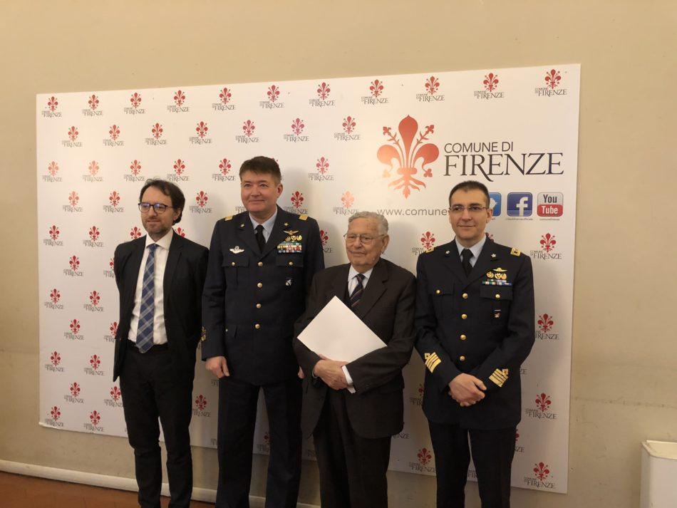A Firenze la festa dell'Aeronautica militare