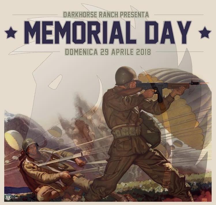 Memorial Day darkhorse ranch