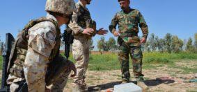 Missione in Iraq Corso CIED