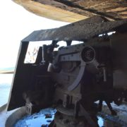 D-day Longues sur Mer la batteria costiera tedesca