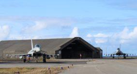 Aeronautica militare, task force air 37 in Islanda (foto Aeronautica Militare)