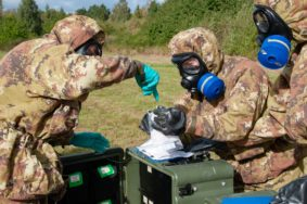 Esercitazione Nato Toxic Trip (foto Aeronautica Militare)