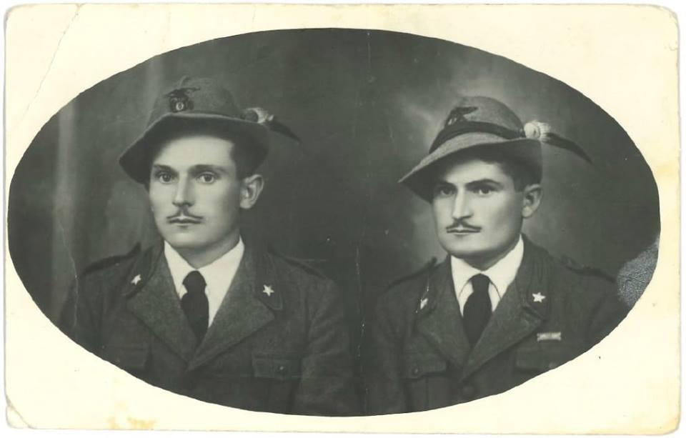 Aurelio e Giuseppe Mangiavacca cauduti in Russia