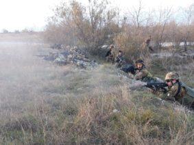Lagunari in addestramento (foto Esercito Italiano)
