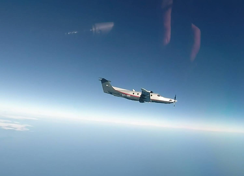 Scramble per eurofighter