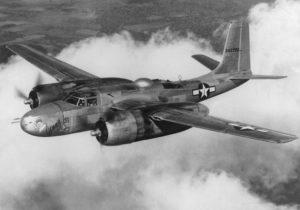Douglas A 26 INVADER USAAF