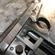 Beretta serie 70 calibro 22 Mossad