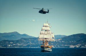 Nave scuola Amerigo Vespucci (foto Marina Militare)