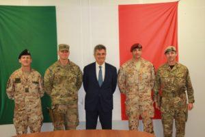 Soldati italiani in iraq (foto Esercito Italiano)