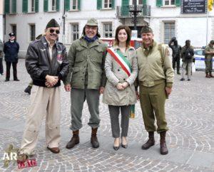 Colonna della libertà 2019 Fidenza Mantova Desenzano del Garda, Gotica Toscana, rievocazione, reenacting
