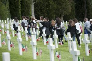 Memorial Day 2019 cimitero dei falciani