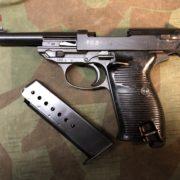 Walther P38, le armi della seconda guerra mondiale