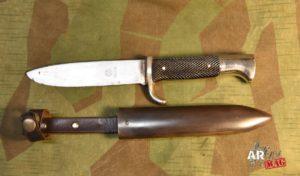 Il coltello della Hitler Jugend