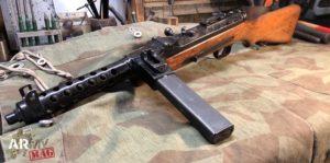 MP34, le armi della seconda guerra mondiale