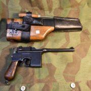Mauser M712, le armi della seconda guerra mondiale