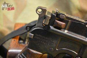 Mauser M712 Schnellfeuer, le armi della seconda guerra mondiale